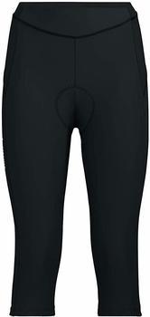 VAUDE Women's Advanced 3/4 Pants III black
