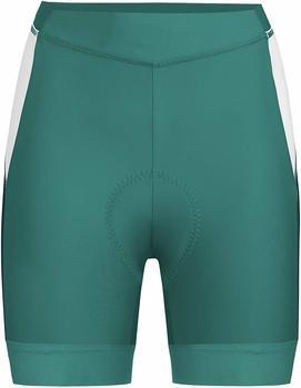 VAUDE Women's Advanced Shorts III nickel green