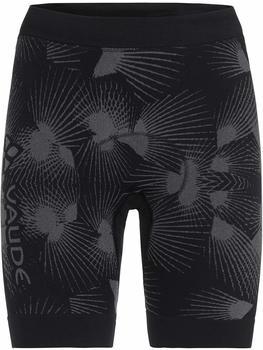 VAUDE Women's SQlab LesSeam Shorts black