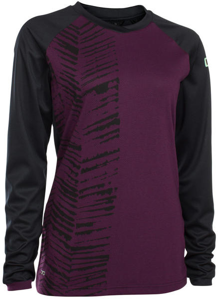 ion Tee LS Scrub AMP WMS Pink Isover