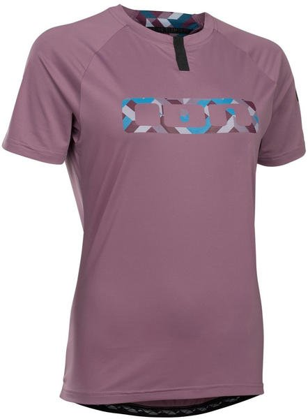 ion Button Tee SS Traze WMS antic lila