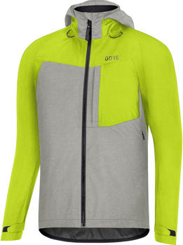 Gore C5 Gore-Tex Active Trail Hooded Jacket citrus green