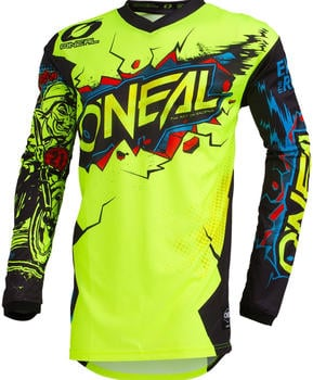 oneal-element-jersey-men-neon-yellow