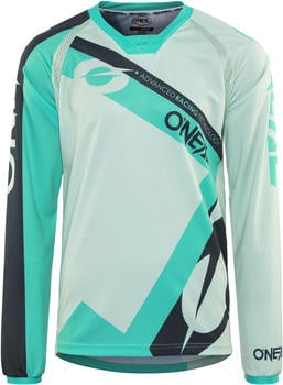 oneal-element-fr-hybrid-jersey-men-teal