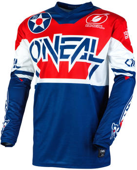 oneal-element-jersey-warhawk-men-blue-red