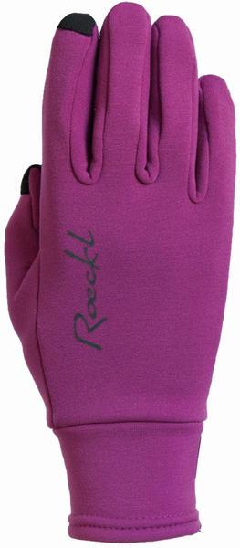 Roeckl Paulista Gloves berry