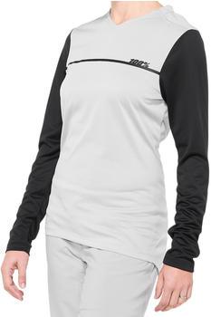 100% Ridecamp Woman's grey/black