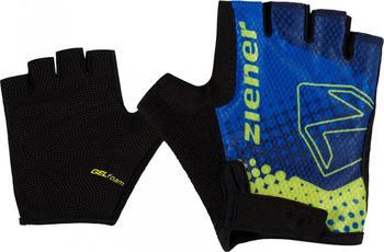 Ziener Curto Junior Bike Glove persian blue