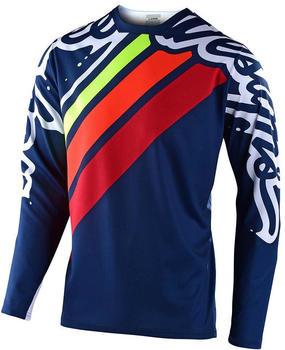 troy-lee-designs-sprint-factory-trikot-navy-red