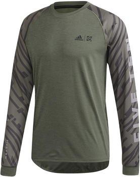 Five Ten adidas Trailcross shirt Men's legend earth