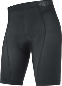 Gore C5 Wmn Liner Short Tights+ black