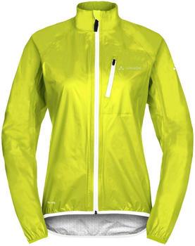 VAUDE Women's Drop Jacket III bright green