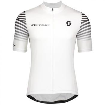 Scott Shirt RC Team 10 S/S White / Black