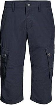 Jack Wolfskin DESERT VALLEY ¾ Pant M Men's Bikehose night blue