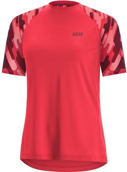 Gore C5 Trail Hibiscus Pink / Chestnut Red