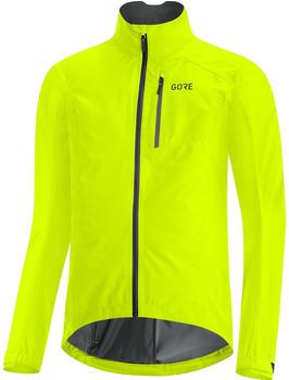 Gore Gore-Tex Paclite Jacket Neon Yellow