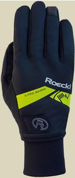 Roeckl Villach black-yellow