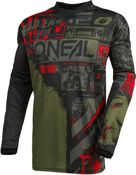 O'Neal Element Jersey Men ride-black/green (2021)