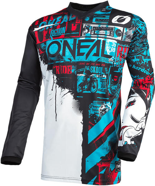 O'Neal Element Jersey Men ride-black/blue (2021)