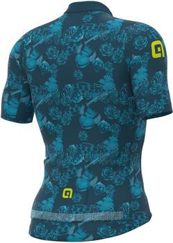 Alé Cycling PRR Las Vegas s/s Jersey Men blue/turquoise (2021)