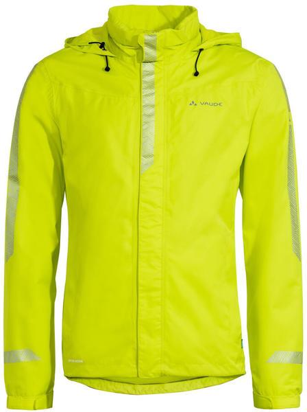 VAUDE Men's Luminum Jacket II bright green