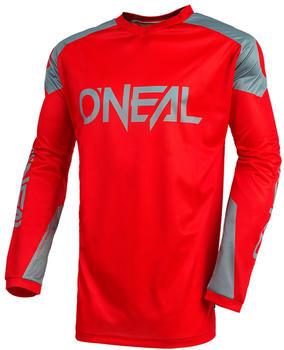 O'Neal Matrix Jersey Men ridewear-red/gray (2021)