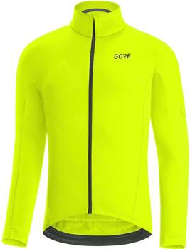 Gore C3 Thermo Trikot neon gelb