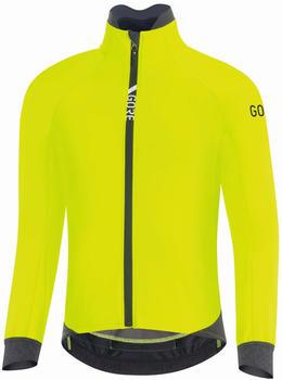 Gore C5 Gore-Tex Infinium Thermojacke Herren neon yellow