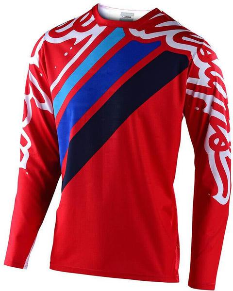 Troy Lee Designs Sprint Seca 2.0 Jersey Men red/navy (2020)