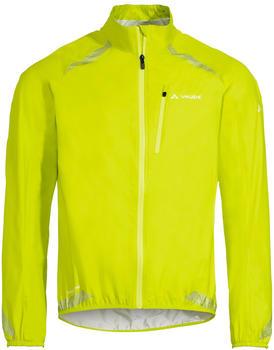 VAUDE Men's Luminum Performance Jacket II bright green