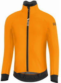 GORE Gore C5 Gore-Tex Infinium Thermojacke Herren bright orange
