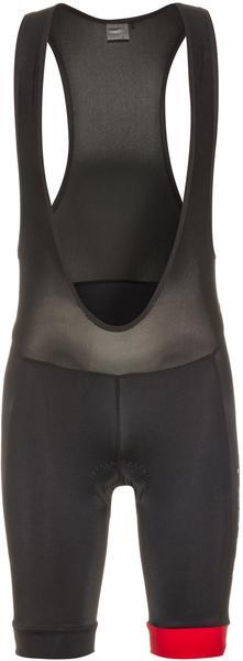 Craft-Sports Craft Core Endur Bib Shorts black/bright red