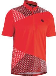 Gonso Isorno Half-Zip Shirt Mens (2021) high risk red