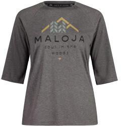Maloja HimbeereM. 3/4 Arm Shirt Womans (2021) stone
