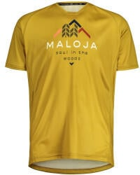 Maloja SchwarzerleM. Multi Shirt Men (2021) golden fall