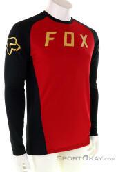 Foxracing Fox Defend Long Sleeve Trikot Men (2021) chili