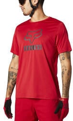 Foxracing Fox Ranger Block Short Sleeve Trikot Men (2021) chili