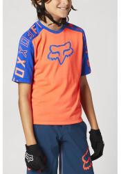 Foxracing Fox Ranger Dri-Release Short Sleeve Trikot Youth (2021) atomic punch