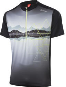 Löffler Premium Sportswear Löffler Peaks Half-Zip Bike Shirt Men (2021) black