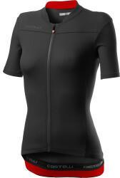Castelli Anima 3 Short Sleeve Trikot Womans (2021) light black/red