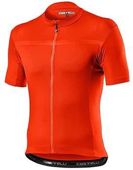 Castelli Classifica Trikot Men (2021) brilliant orange