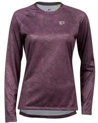 Pearl Izumi Summit Long Sleeve Shirt Women (2021) arctic dusk/phantom lucent