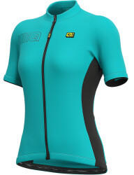 Alé Cycling Solid Color Block Short Sleeve Shirt Women (2021) turquoise