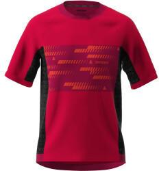 zimtstern Zimtstern TechZonez Short Sleeve Mens (2021) cyber red/jester red