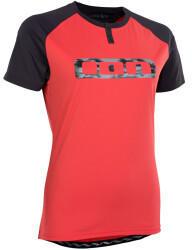 ION ion Traze Button Short Sleeve Shirt Women (2021) pink isback