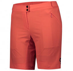 Scott Sports Scott Womens Shorts Endurance Loose Fit with Pad flamered