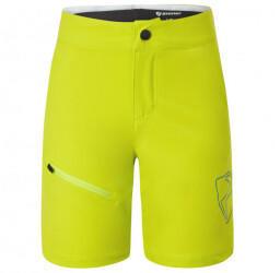 Ziener Kids Natsu X-Function Junior Shorts lime
