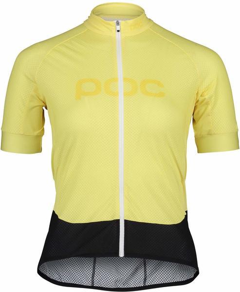 POC Essential Road Short Sleeve Shirt Women (2021) o propylene red