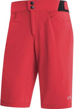 GORE Gore Passion Shorts Womens hibiscus pink