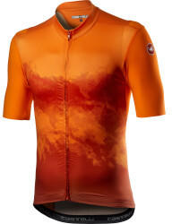 castelli-polvere-trikot-men-2021-orange